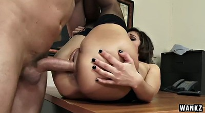 Secretary, Watching porn, Colleague, Watches, Caught masturbating, Office secretary