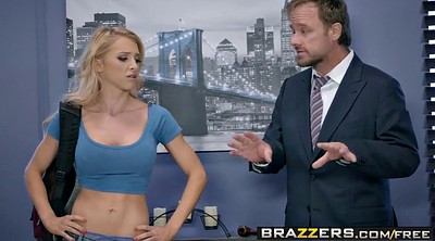 Brazzers, Daddy, St, Worker, Daddy creampie, Big tits at work