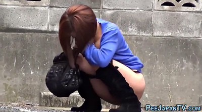 Asian, Pissing, Japanese voyeur, Public piss, Pee spy, Japanese pissing