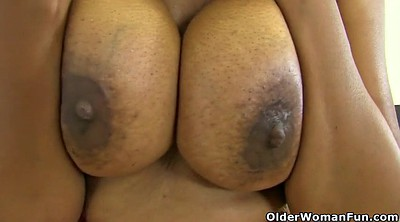 Ebony mature, Collection, British mature