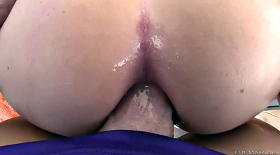 Exploited, Huge butt anal, Huge ass anal, Ass gaping