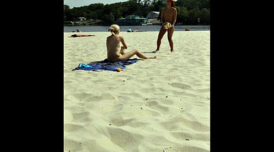 Beach, Nudist, Nudist beach, Nudists