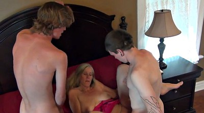 Mature boy, Old young, Young boy milf