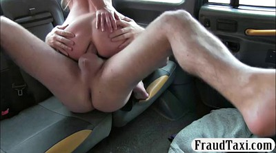 Taxi anal, Driver