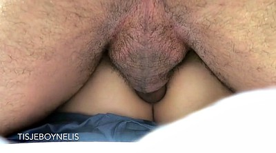 Doggy, First anal, Anal creampie, First time anal