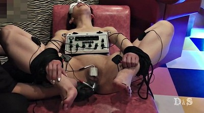 Japanese bdsm, Asian bdsm, Japanese bondage, Urethra, Asian bondage, Electric