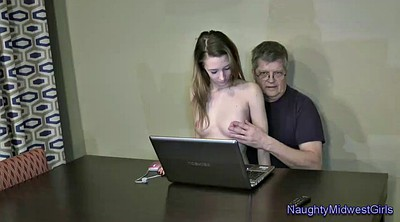 Creampie granny, Old young