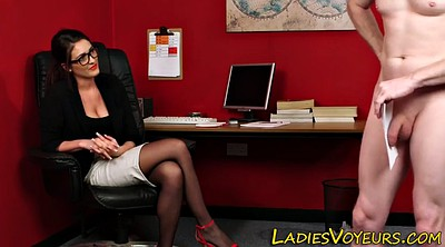 Office, Heels, Boss