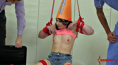 Amy, Ass bondage, Anal punishment, Anal bondage