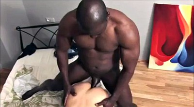 Interracial, Asshole, Gay boy