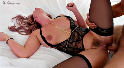 Lingerie, Mistake, Mature hairy, Horny mature