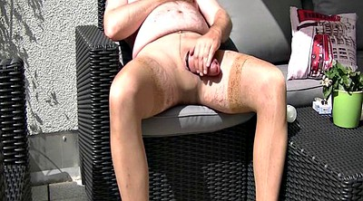 German bbw, Gays, German pantyhose, Fatty