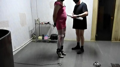 Sissy, Crossdresser public, Crossdress, Slaves, Bdsm gay, Public slave
