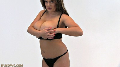 Chubby solo, Cosplay solo, Tit, Huge breast, Big woman, Woman solo