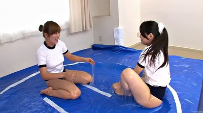 Wrestling, Japanese strip