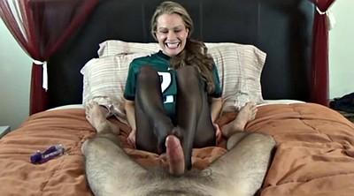 Mom, Old, Foot job, Moms