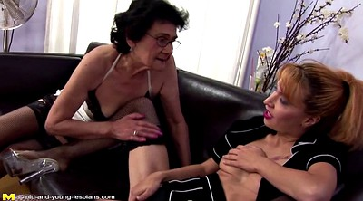 Granny pissing, Granny piss, Piss on, Old young lesbians