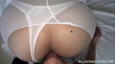 Pantyhose, Asian pantyhose, Pantyhose orgasm, Pantyhose cum, Cums, Asian nurse