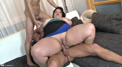 Young boy, Granny boy, Teen boy, Mature boy, Bbw mother, Two milfs