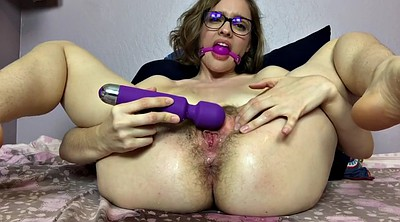 Masturbate squirt, Hairy masturbation