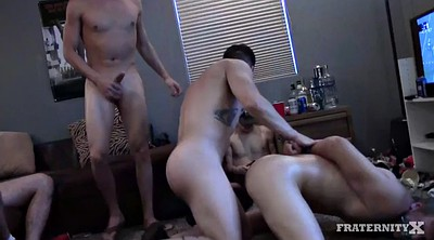 Gangbang creampie, Creampie anal, Football