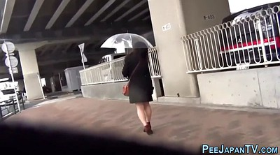 Piss, Japanese piss, Japanese pee, Public piss, Pissed on, Japanese voyeur