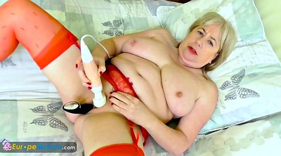 Mature, Granny solo, Solo mature, Older, Granny masturbation