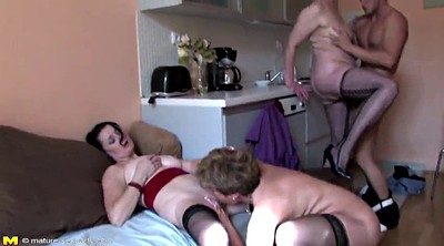 Mom n son, Mom son fuck, Son mom, Son fuck mom, Mom hairy, Mom group