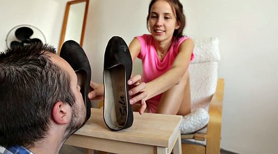 Foot worship, Shoes, Foot fetish, Licking, Feet lick