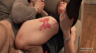 Mouth, French anal, Ass to mouth