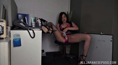 Office, Pantyhose sex, Hypnotized, Asian office, Hypnotic, High-heeled