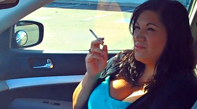 Cars, Smoking mature, Mature smoking