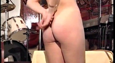 Red, Spanking ass