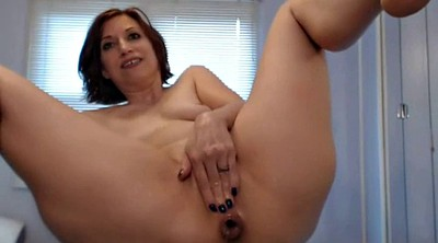 Mature dildo, Anal squirting