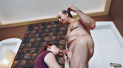Romantic, Cum swallow, Spitting, Young sex