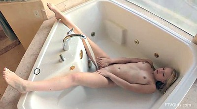 Shower, Small tits
