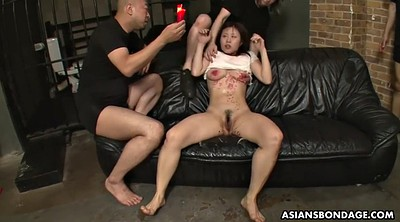 Japanese bdsm, Waxing, Japanese hairy, Wax