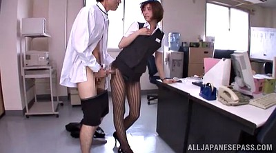 Pantyhose foot, Asian foot, Pantyhose handjob, Foot fetish, Asian pantyhose, Asian office