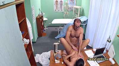 Pussy, Trimmed pussy, Doctor fuck