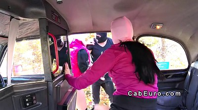 Fake taxi, Robber