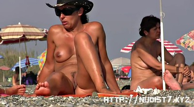Beach, Nudist, Spy, Outdoor amateur