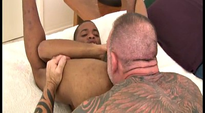 Blacked, Handsome, Fat guy, Young and old, Fat daddy, Hairy daddy