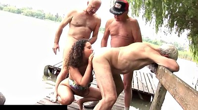 Wife gangbang, Groped, Mature gangbang, Perfect