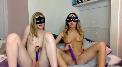 Couple, Lesbian webcam