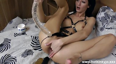 Anal fisting, Big ass solo, Anal gape, Anal solo
