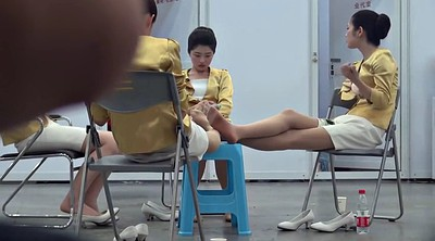 Nylon feet, Nylons, Candid, Asian foot, Asian feet