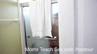 Mother, College, Mom teach sex, Teach