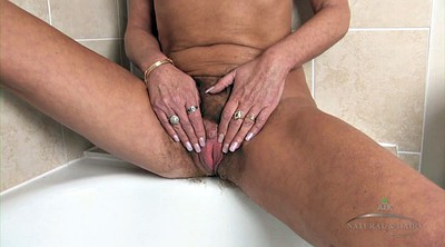 Hairy, Mature solo, Granny solo, Hairy pussy, Hairy grannies