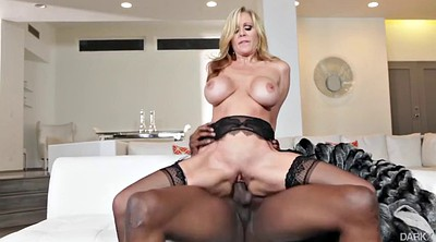 Julia, Ann, Monster cock, Mature big cock, Big black monster