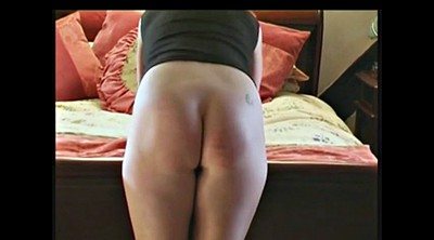 Caning, Spanked, Caned, Bedroom